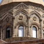 Church architecture of the 7th century in South Caucasus - Moscow RUSSIA